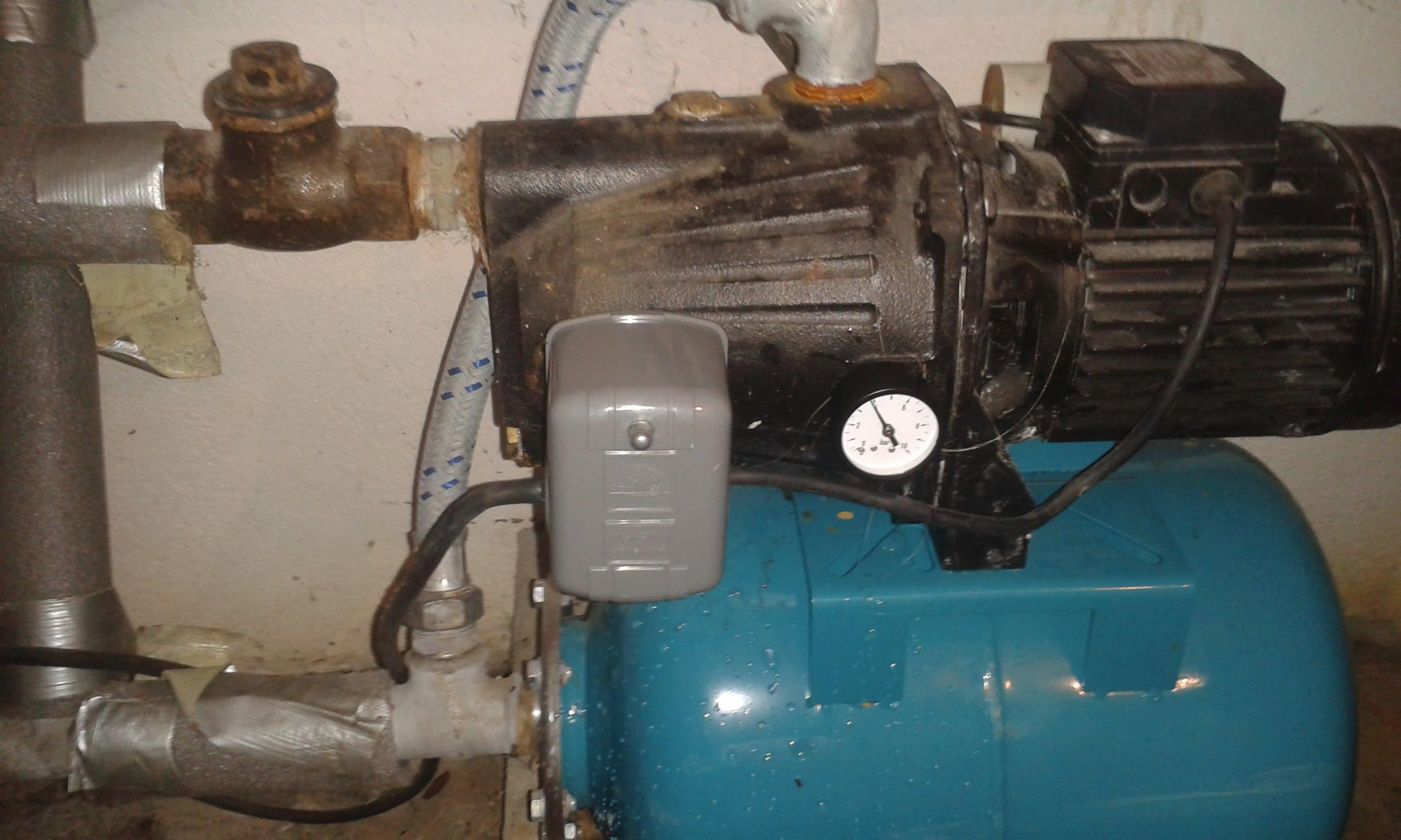 Ремонт и монтаж на хидрофорни системи