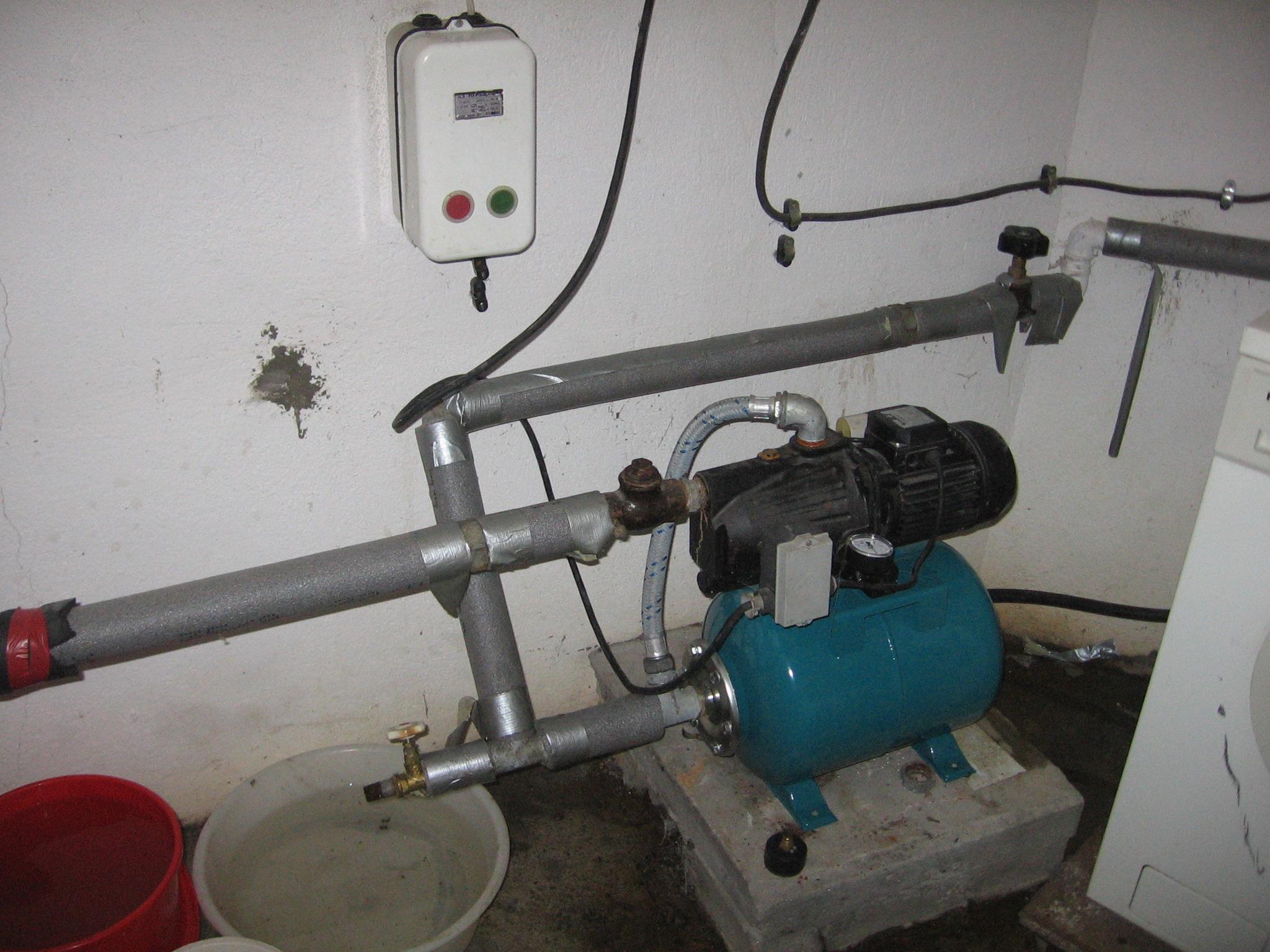 ремонт на хидрофор