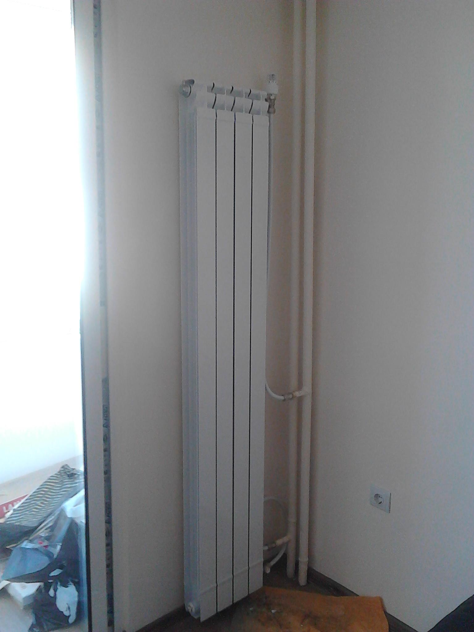 вертикални радиатори